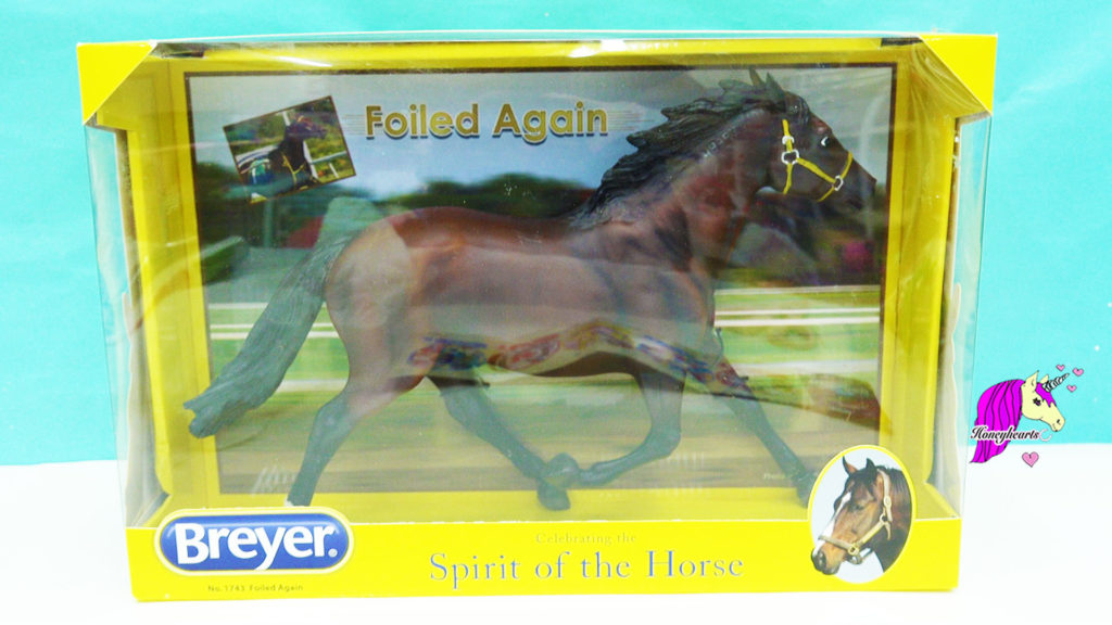 foiled again horse