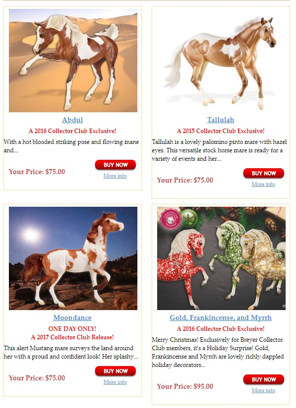 Breyer Black Friday 1