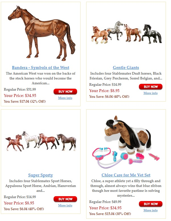 Breyer Black Friday 11