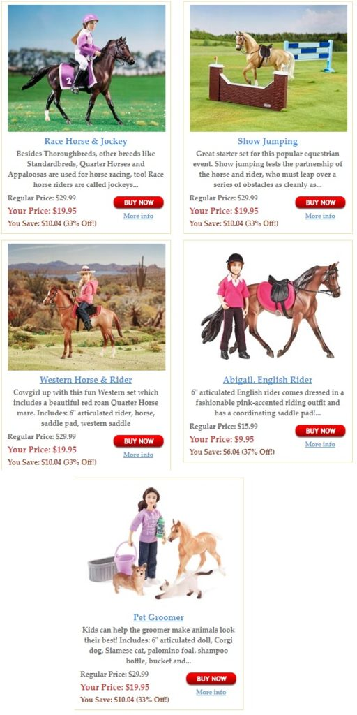Breyer Black Friday 13