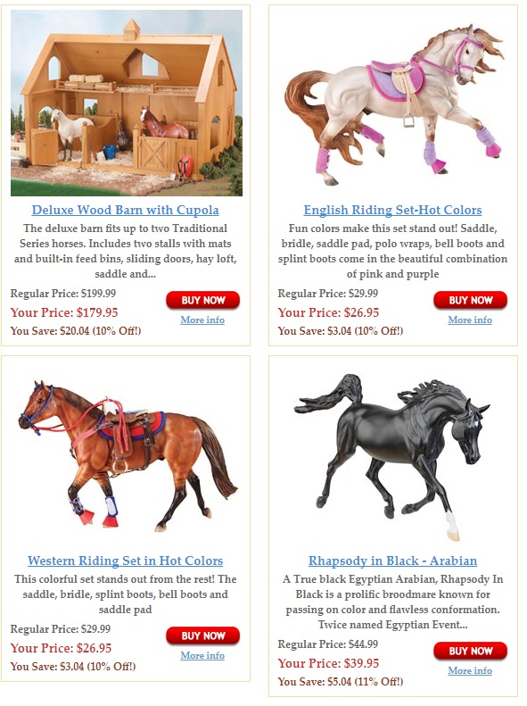 Breyer Black Friday 6